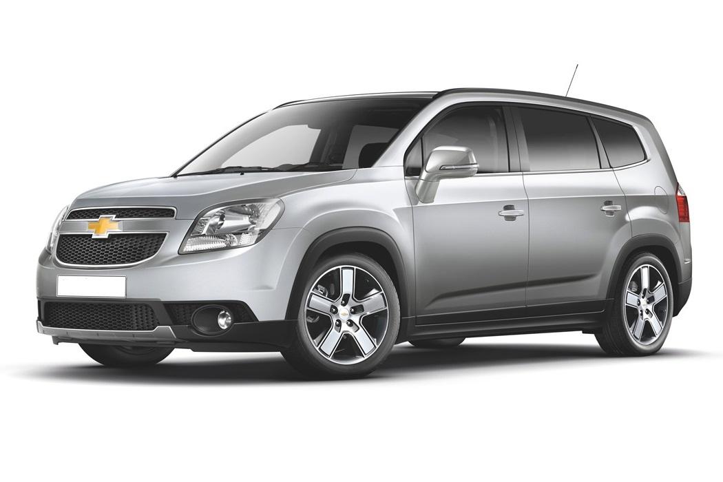 wypożyczalnia samochodów Chevrolet Orlando