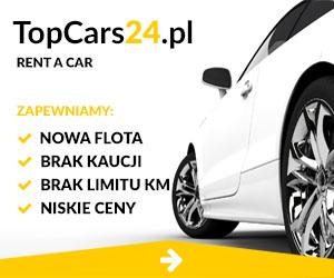 nowości w wypożyczalni samochodów topcars